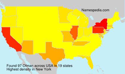 Ofman - USA