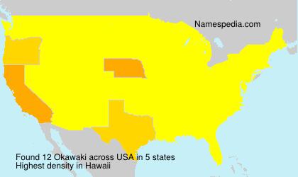 Okawaki - USA