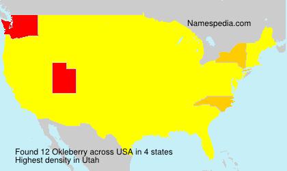 Okleberry