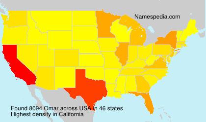 Omar - USA