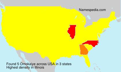Omokaiye