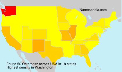 Osterholtz - USA