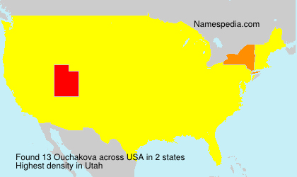 Ouchakova