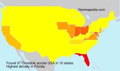 Ourednik - USA