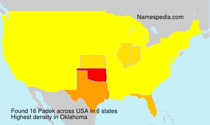Padek - USA