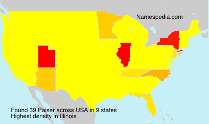Paiser - USA