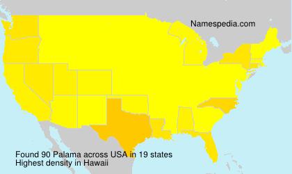 Palama - USA