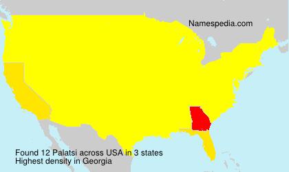 Palatsi - USA