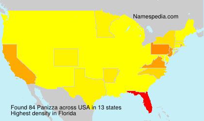 Panizza - USA