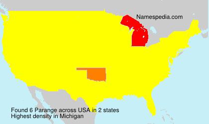 Parange - USA