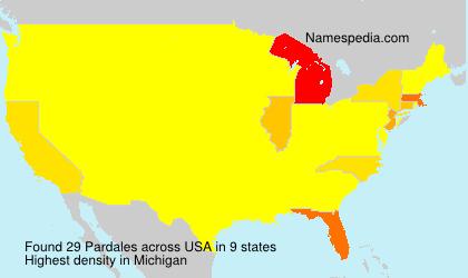 Pardales - USA