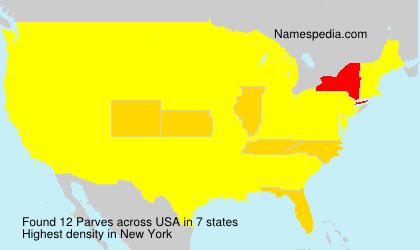 Parves - USA