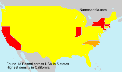 Pasotti - USA