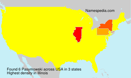 Pasymowski - USA