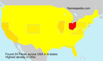 Pecek - USA