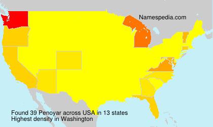 Penoyar - USA
