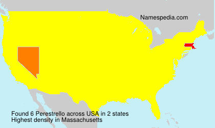 Perestrello - USA