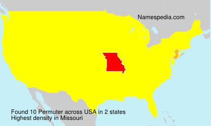Permuter - USA