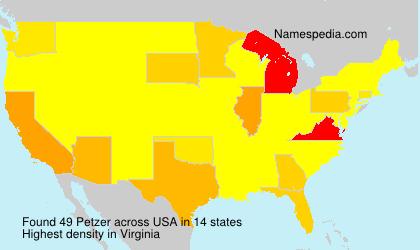 Petzer - USA
