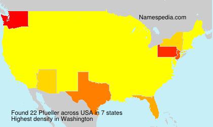 Pfueller - USA
