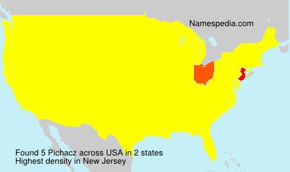 Pichacz - USA
