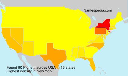 Pignetti - USA