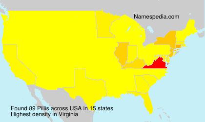 Pillis - USA