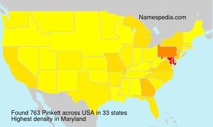 Pinkett