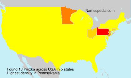 Pinzka - USA