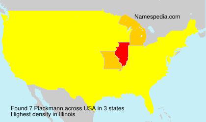 Plackmann - USA