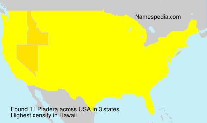 Pladera - USA