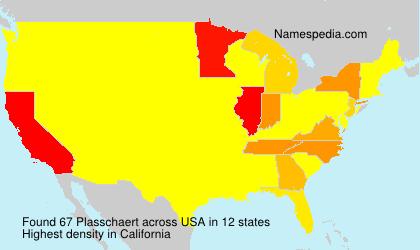 Plasschaert - USA