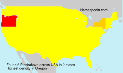 Pleshakova