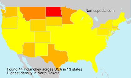 Polanchek - Names Encyclopedia