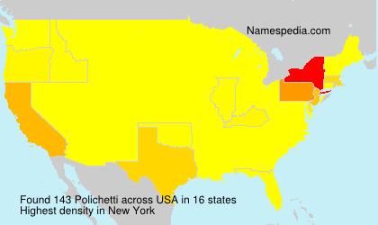 Polichetti - USA