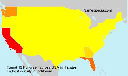 Pollgreen - USA