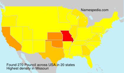 Pouncil - USA