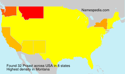 Praast - USA