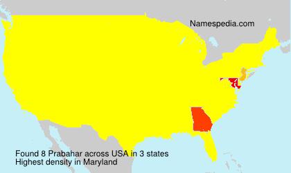 Prabahar - USA