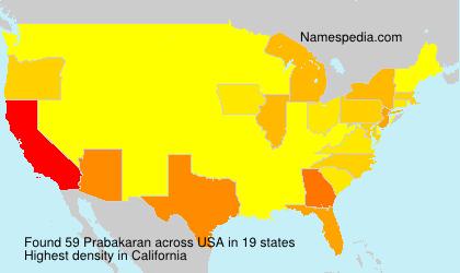 Prabakaran - USA
