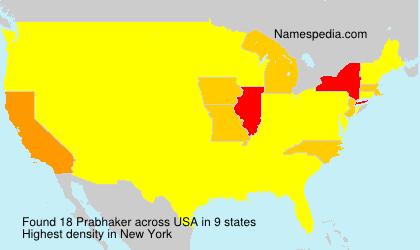 Prabhaker - USA