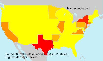 Prabhudesai - USA