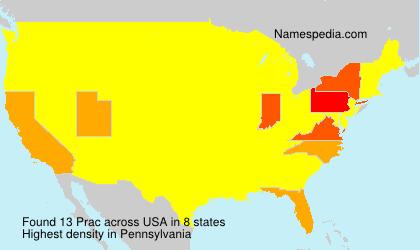 Prac - USA