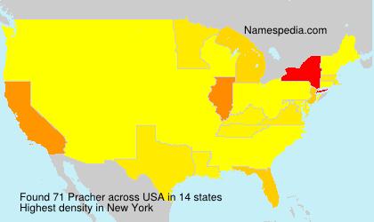Pracher - USA