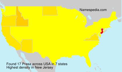 Prasa - USA