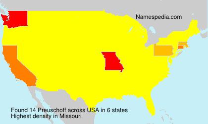 Preuschoff