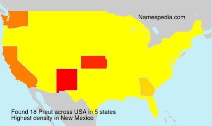 Preut - USA