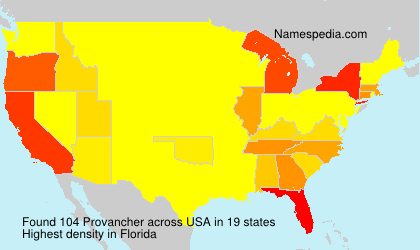 Provancher - USA