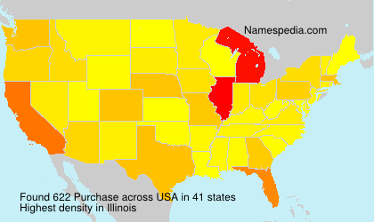 Surname Purchase in USA