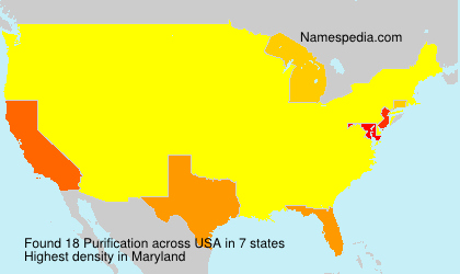 Surname Purification in USA